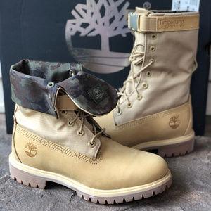 "Timberland 6"" Premium Gaiter Boots - Limited"
